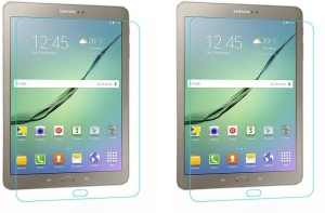 ACM Tempered Glass Guard for Samsung Galaxy Tab S2 9.7 T815, (Pack of 2)