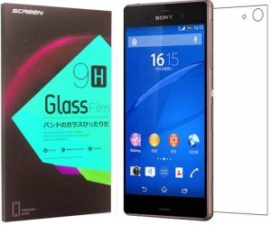 Aspir Tempered Glass Guard for Sony Xperia Z4 Dual