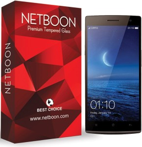 Netboon Tempered Glass Guard for OnePlus 2