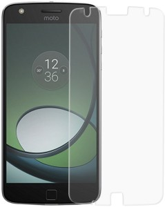 Flipkart SmartBuy Tempered Glass Guard for Motorola Moto Z Play with Style Mod