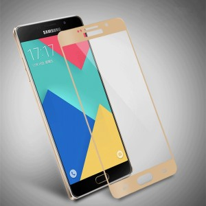 TRENMAR Tempered Glass Guard for Samsung Galaxy A9 Pro