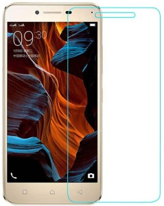Caidea Tempered Glass Guard for Lenovo Vibe K5 Plus