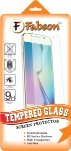 Fabson Tempered Glass Guard for Micromax Yu Yureka Note (6.0 INCH)