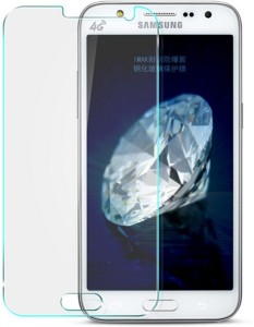 Heartly Tempered Glass Guard for Samsung Galaxy S4 Mini I9192 I9190