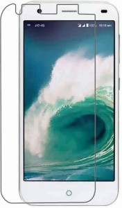 Kavacha Tempered Glass Guard for Reliance Jio Lyf Water-2