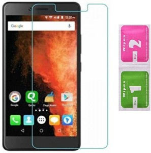 YuniKase Tempered Glass Guard for Reliance Jio LYF WIND 4s