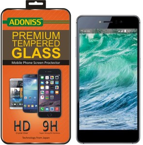 Adoniss Tempered Glass Guard for Lyf Water 8