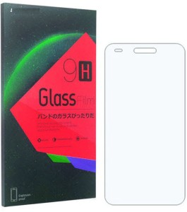 eCase Tempered Glass Guard for Micromax Bolt Q346
