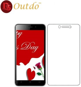 Outdo Tempered Glass Guard for Reliance Jio LYF Wind 6
