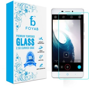 Foyab Tempered Glass Guard for Lyf Water 7
