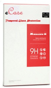 eCase Tempered Glass Guard for Sony Xperia Z5 Dual