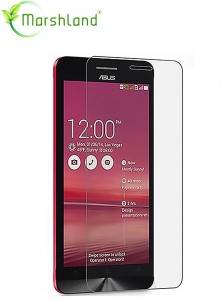 Marshland Tempered Glass Guard for Asus Zenfone6