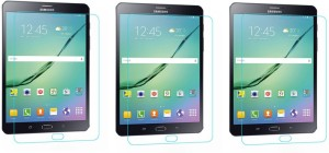 ACM Tempered Glass Guard for Samsung Galaxy Tab S2 8.0 T715, (Pack of 3)