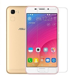 Lustree Tempered Glass Guard for Asus Zenfone 3s Max