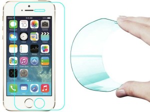 Robmob Tempered Glass Guard for Apple iPhone 5s