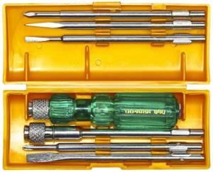 Taparia 840 Standard Screwdriver Set