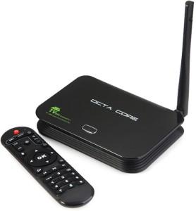 Microware Octa Core Android Smart Media TV Box Media Streaming Device