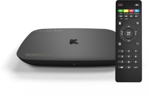 Cubetek Smart TV Box Full HD1080p with 1GB RAM, 4GB ROM, WIFI, Android 4.2, 5.1 Dolby MODEL:KAISERBASS Media Streaming Device