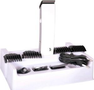 NP NS117 Trimmer, Grooming Kit, Shaver, Ear, Nose & Eyebrow trimmer, Body Groomer, Bikini Trimmer For Men, Women