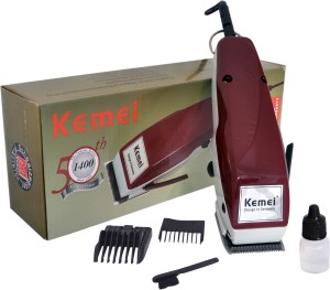 Kemei Heavy Duty-1400 Trimmer For Men