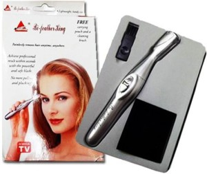 Bi Feather King Ultimate Hair Remover Ear, Nose & Eyebrow trimmer For Men