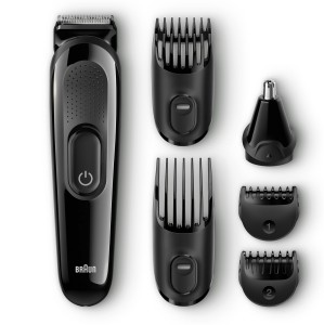 Braun MGK-3020 Trimmer For Men