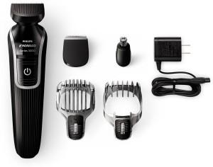Philips QG3330 Trimmer, Ear, Nose & Eyebrow trimmer For Men