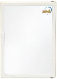 Zahab Sonata White 30x12 Shelf Bracket
