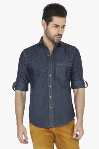 df045b2ebe Nick Jess Casual Party Wear Shirts Price in India | Nick Jess Casual ...