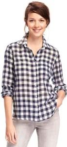 YASMIN CREATIONS Women's Checkered Casual Multicolor Shirt