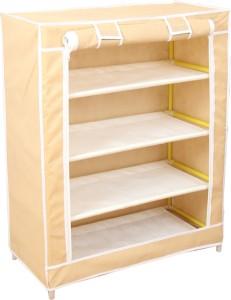 Novatic Plastic Wall Shelf