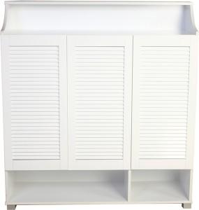 HomeTown Bilbo Engineered Wood Shoe Cabinet