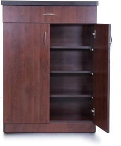 Furnicity Engineered Wood Shoe Cabinet