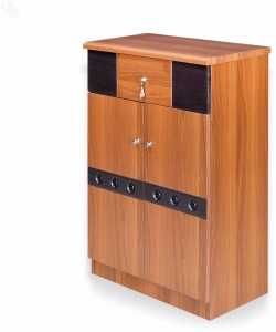 RoyalOak Wooden Shoe Cabinet