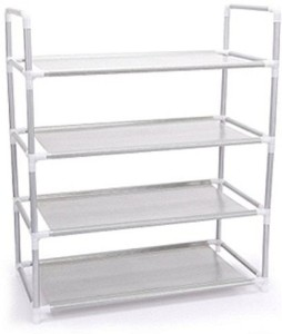 Everything Imported Steel Shoe Stand