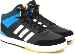 adidas neo parco san kflip metà metà caviglia scarpe migliori nero blu
