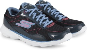 Skechers Go Run Sonic 2 Running ShoesBlue, Multicolor, Navy