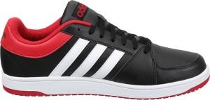 da5df6d6822fdc Adidas Neo HOOPS VS Sneakers Black Best Price in India