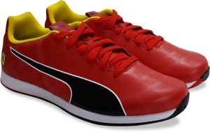 ba9954b4db0 Puma Ferrari evoSPEED 1 4 SF NM Sneakers Red Best Price in India ...