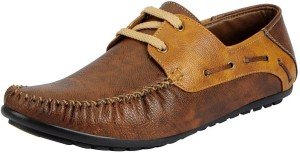 FAUSTO Boat Shoes