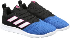 sale retailer a3c65 255d8 Adidas ACE 17.4 TR Football Turf ShoesBlue