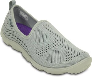 3af288ae0a Crocs Duet Busy Day Xpress Mesh Skimmer Slip Ons Black Best Price in ...