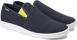 42eb1635ed9 Reebok COURT SLIP ST Loafers Blue Best Price in India