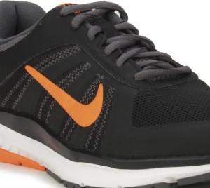 9e4f9b9e8ec Nike DART 12 MSL Running Shoes Black Best Price in India