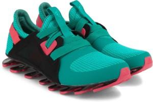 newest c9995 e691b Adidas SPRINGBLADE NANAYA SneakersGreen, Pink