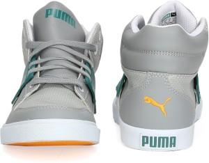 e7c8f0bed6f7 Puma El Ace 2 Mid PN II DP Mid Ankle Sneakers Grey Best Price in ...