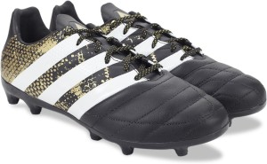 fa408ceeec1 Adidas ACE 16 3 FG LEATHER Football Shoes Best Price in India ...