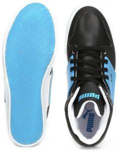 21e2294d7f2ca3 Puma El Ace 2 Mid PN II DP Mid Ankle Sneakers Black Best Price in ...