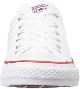 15168e2988e2 Converse 150768CCTOX All Star Series Canvas 4UK Sneakers White Best Price  in India