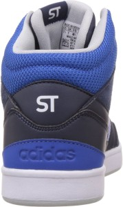 low priced 7fa8b 5246c ... new images of Adidas Neo PARK ST KFLIP MID Sneakers Navy White Best  Price in India ...